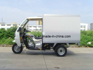Tricycle with Closed PU Box for Fresh Keeping (TR-22B) pictures & photos