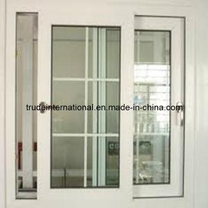 White Color Thermal Break Aluminum Window/Sliding Window pictures & photos