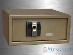 Biometric Hotel Safe with Fingerprint Sensor (ZMG250C-8R) pictures & photos
