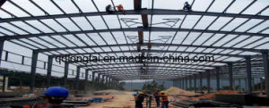 Professional Steel Structure Building Warehouse Workshop pictures & photos