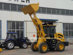 1.0cbm Bucket 1600kg Zl16f Wheel Loader with CE pictures & photos