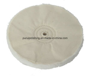Loose Fold Cotton Buffing Wheel for Final High Polishing