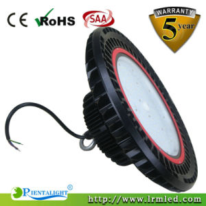 1-10V Dimming Industrial IP65 180W UFO LED High Bay Light pictures & photos