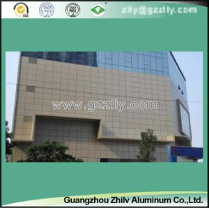 Building Material-Grand View Aluminium/Aluminum Wall Ceiling Tile for Supermaket pictures & photos