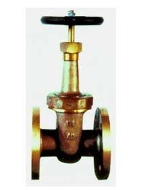 Marine Bronze Rising Stem JIS F7367 5k Gate Valve pictures & photos