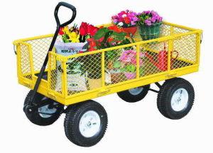 Yellow Garden Tool Cart (TC1840N) pictures & photos