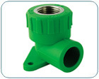 DIN Standard PPR Pipe Fitting with High Quality (FQ25007) pictures & photos