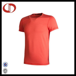 Custom Logo Blank Cheap Sports Man′ S T Shirts pictures & photos