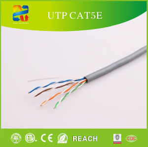 Xingfa 2016 Hot Sale Simpact Cat5e LAN Cable with RoHS pictures & photos