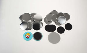 Diameter 44mm Rubber Magnet Button pictures & photos