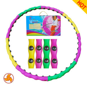 Magnetic Therapy Massage Hula Hoop (BY-007)