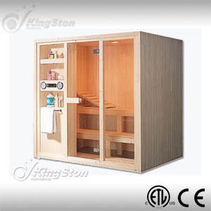 Traditional Kgt Wooden Sauna Room (A-806) pictures & photos