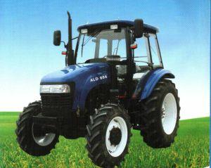 80HP 4WD Farm Wheel Tractor