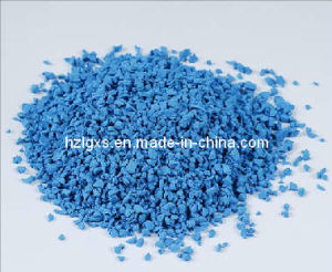 Sky Blue EPDM Granule (RN-7) pictures & photos
