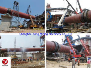 Clinker Rotary Kiln pictures & photos