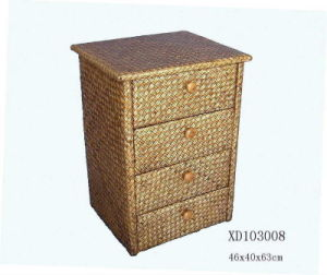 Wicker Cabinet (XD103008)