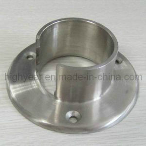 High Qualty Stainless Steeltube Round Base