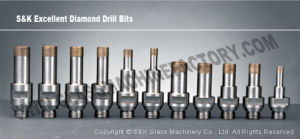 Glass Diamond Drill Bit pictures & photos