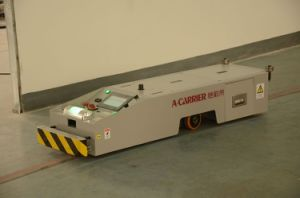 a-Carrier Automated Guided Vehicle Lurking Traction Agv