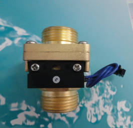 Brass Horizontally and Vertically Mounted High Power Flow Switch (FS-3S)