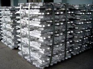Aluminum Ingot 99.5%