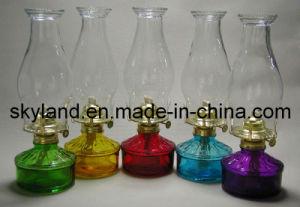 Glass Kerosene Lamp (A035)