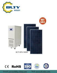 1000W off Grid Solar Power System Home System pictures & photos