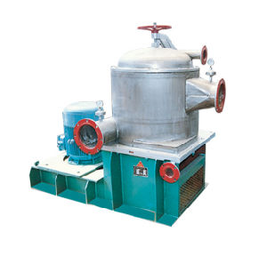 Upflow Pressure Screen for Pulp Making