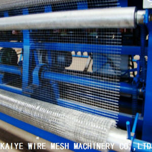 Full Automatic Stainless Steel Welded Wire Mesh Machine pictures & photos