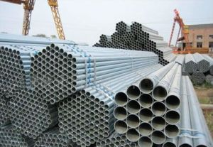 Round Steel Pipe/Tube Q235 ERW pictures & photos