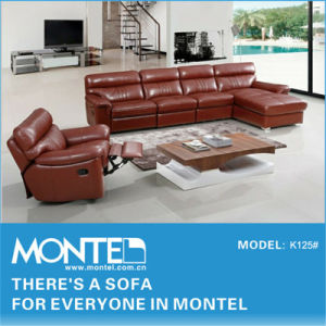 Living Room Recliner Sofa Set, Home Furniture Sofa, Recliner