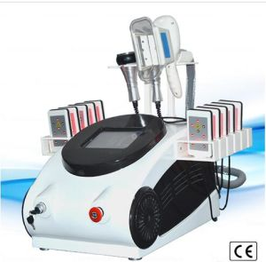 Fat Freezing Cavitation RF Slimming Device 650nm Lipo Laser Body Slimming Weight Loss Beauty Equipment pictures & photos