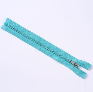 Fashion Tape Open End Nylon Zipper pictures & photos