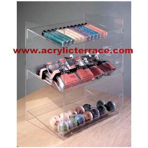 Acrylic Floor Show Case (5FS440021)