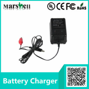 CE Certificated Trickle Battery Charger for Lead Acid Battery pictures & photos