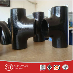 Carbon Steel Tee Seamless ERW Sch10-Sch160 pictures & photos