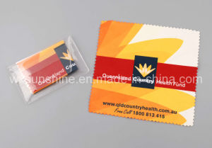Microfiber Cleaning Cloth with Customized Package (SE-018) pictures & photos