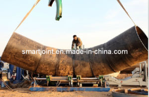 Fabricated PE Elbow 1400mm Large Size Fitting pictures & photos