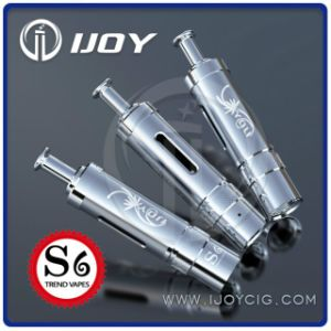2014 Newest DCT&Bdc Changeable Drip Tip Airflow Adjustable Ijoy S6 Clearomizer