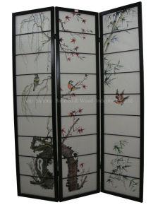 Three Panel Floor Screen (SJ-8113)