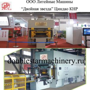 Dsz41 Vertical Automatic Molding Machine (wiyh ISO BV SGS) pictures & photos