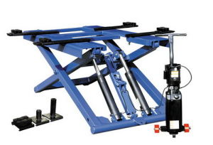 Best Mobile Scissor Vehicle Lift (DSLP606) pictures & photos