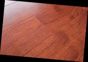 Courbaril Engineered Wood Flooring with Flat Surface (LYEW 08) pictures & photos