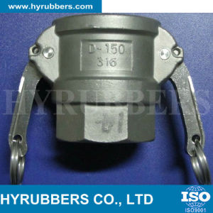High Quality Stainless Steel Camlock Quick Couplings with Many Types pictures & photos