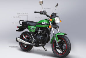 China Cafe Racer Scrambler Motorcycle 125cc, 150cc pictures & photos