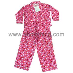Children Printed Woven Pyjamas Sets