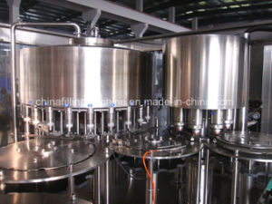 Automatic Heads Bottle Mineral Water Filling Machine pictures & photos