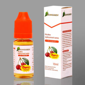 Nicotine Replacement Series E Liquid with Cherry Flavor