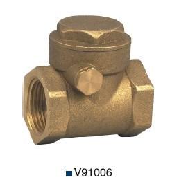 Non Pb/Low Pb Bronze Valves & Bronze Check Valve (V91006) pictures & photos