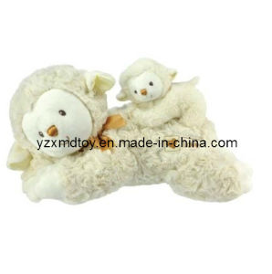 Funny White Stuffed Sheep Toys pictures & photos